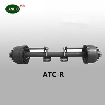 Trailer Axle Tie Plate Kits 12T 13T and 16T axles in China factory