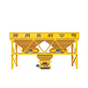 3 Or 4 Aggregate Bins Concrete Batching Machine Three Or Four Hoppers 3/4