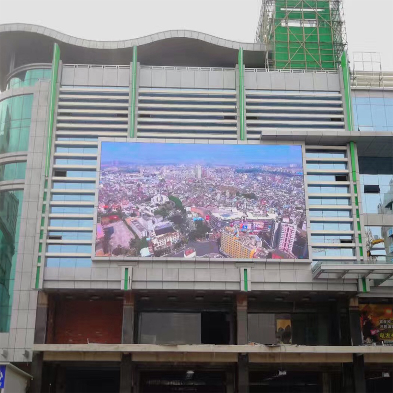 Full <strong>Color</strong> <strong>P10</strong> Outdoor LED Display Screen Customized LED Video Wall Advertising LED Modules Panels