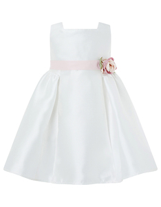 Baby Girl Party Dress Baby Girl Wedding Dress Flower Girl Dresses White