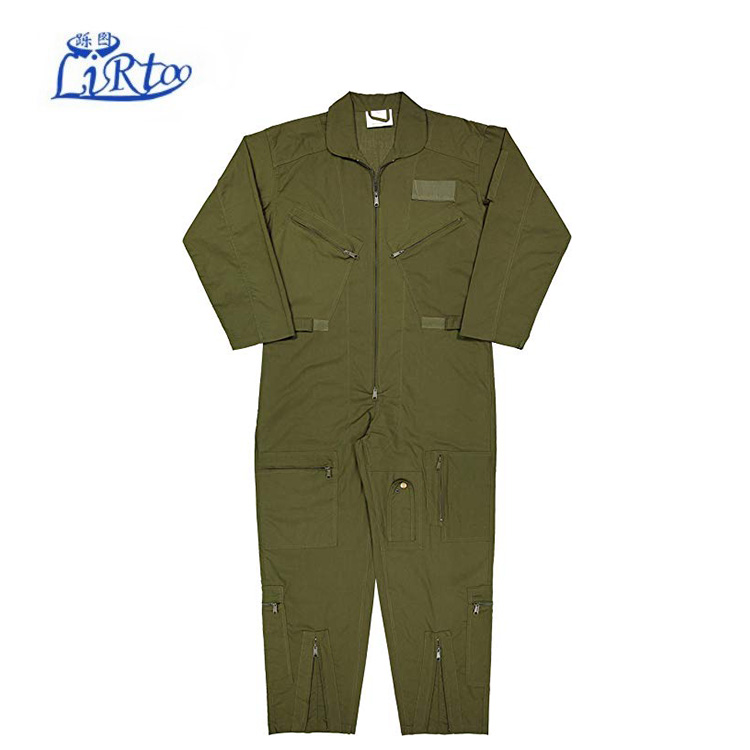 Air Force Flight Suits Military Type Coveralls Uniform Overalls/Jumpsuits