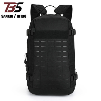 IBTXO Outdoor Tactical Military Army Running Cycling Hydration Back Packs