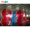 Hot sale Guangzhou TPU/PVC human inflatable body bubble bumper ball