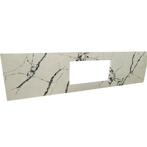 new  modern marble vanity top bathroom