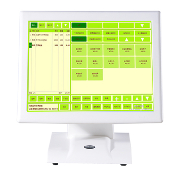 Hot Factory price Aluminum alloy retail touch screen POS machine