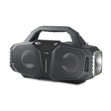 2019 New Arrival laser light show portable Customized Dj Component Charging Full Range <strong>Bluetooth</strong> <strong>Speaker</strong> with light