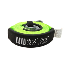Reflective <strong>safety</strong> design 20000 pound break strength tow strap for utv