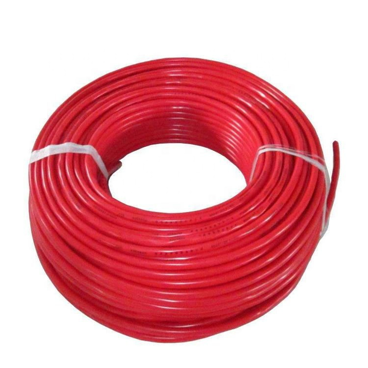 <strong>H07V</strong>-<strong>K</strong> H05V-U BV/BVR 450/750V PVC insulated electric wire <strong>cables</strong> 1.5mm 2.5mm 6mm