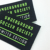 Customized cheap price logo  woven label sew on back main label
