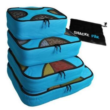 Hot selling packing cubes travel organizer with low price