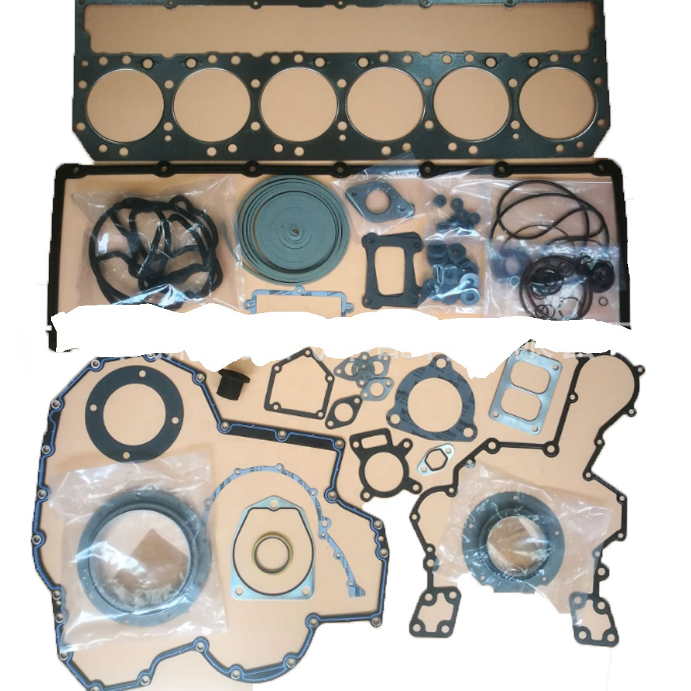 Excavator engine spare parts C7 C9 <strong>C12</strong> full gasket kit