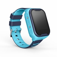 Smart watch phone waterproof hidden camera watch kids 4g gps watch with camera