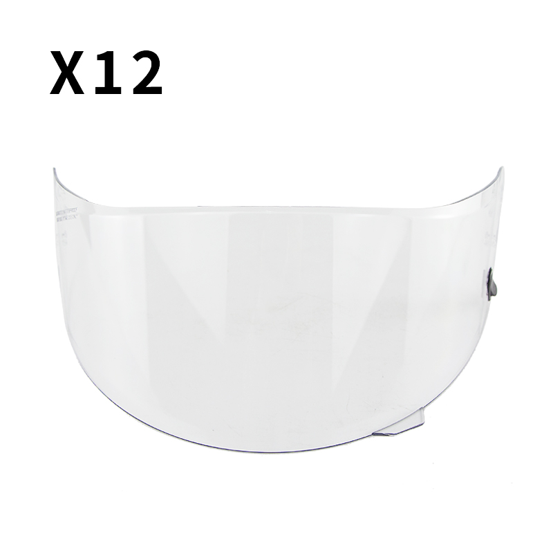 PC lens Motorcycle Helmet Visor Shield Fitting for <strong>X12</strong>