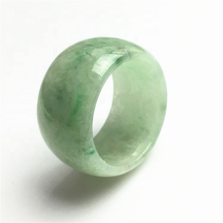 2019 newest cheap wholesale couple o <strong>ring</strong> type jade <strong>ring</strong> designs