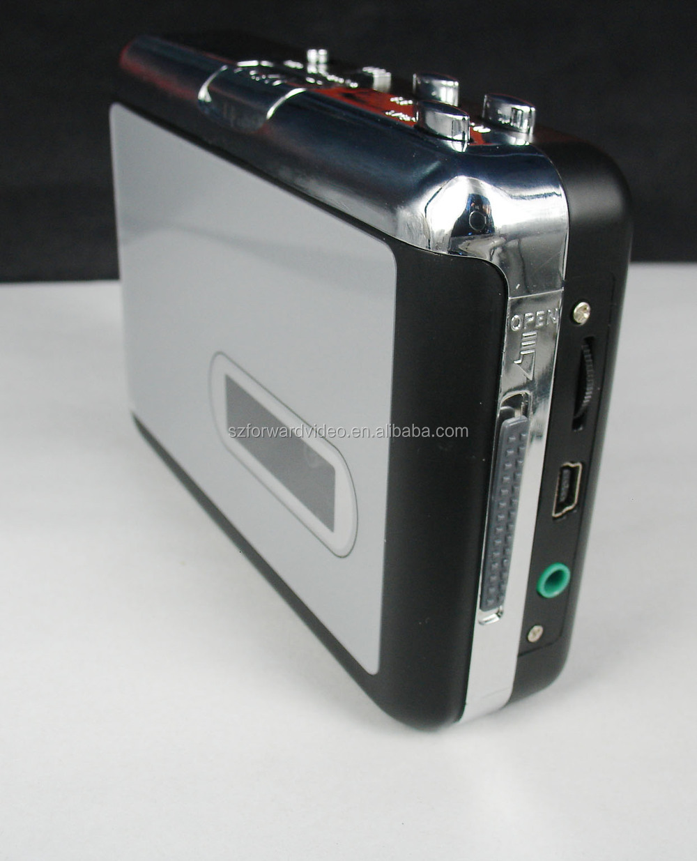 Forward Video ezcap stereo USB Cassette player
