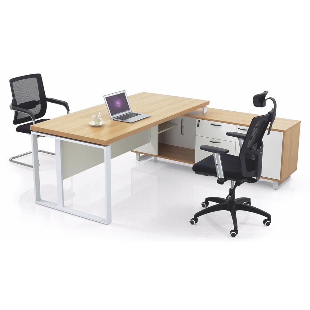 Modern Office Furniture L Shaped Desk Large Computer Desk Office