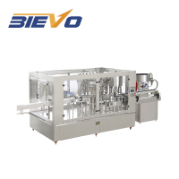 BIEVO juice making machine / juice filling equipment / beverage bottling line