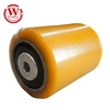 Polyurethane solid tyre PU airless wheel 84x110 etc.