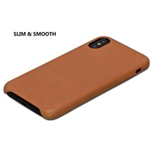 Case for iphone 8 leather cover original official leather case with logo microfiber for iphone 6 7 8 x