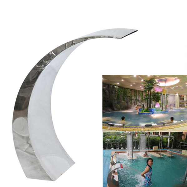 Outdoor Shower For Swimming Pool And Garden Stainless Steel Outdoor Pool  Shower - Buy Outdoor Pool Shower,Stainless Steel Outdoor Pool  Shower,Outdoor ...