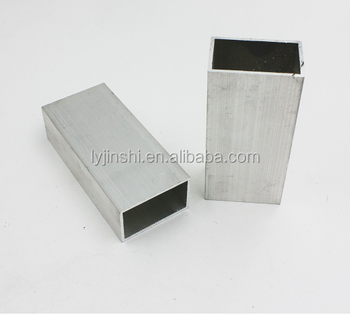 Casement aluminum profile champagne color