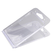 <strong>OEM</strong>/ODM Accepted Wholesale Custom Made PET <strong>Mobile</strong> Battery Blister hanging packaging for display
