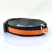 led pet accessories new products 2019 pet collar for dogs