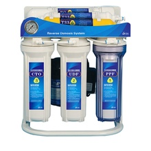 Hot Sale 6 Stages Reverse Osmosis Ro Smart Water Filter Purifier Under Sink Water Filtration <strong>System</strong>