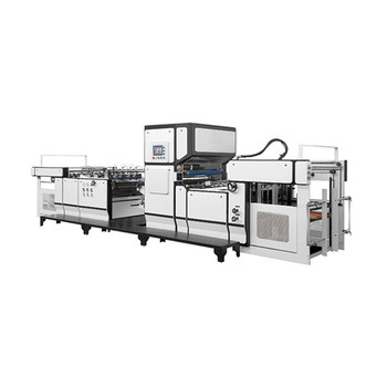 CFM-1050B Fully Automatic Vertical Laminating Machine