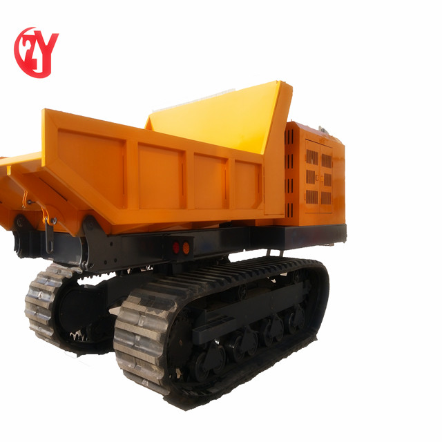 High Quality China Mini 10 Ton Site Dumper <strong>Truck</strong> Price