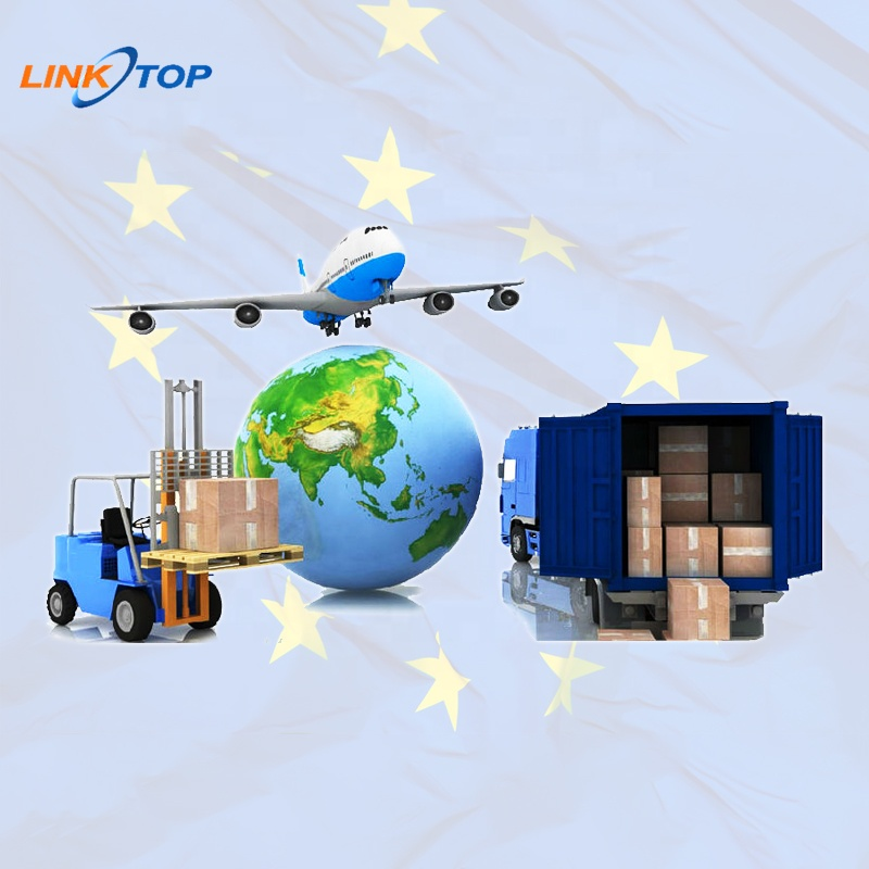 Best shipping cost China to Europe by air freight/<strong>express</strong>/sea freight/railway
