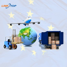 Best shipping cost China to Europe by air freight/express/sea freight/railway
