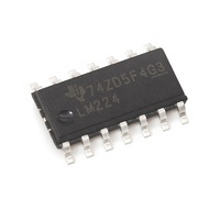 Operational Amplifier IC List LM224 LM224DR SOP-14 Amplifier IC Chip