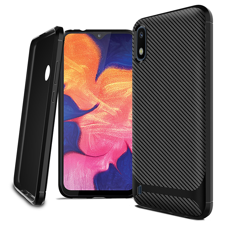 New product ultra thin carbon fiber soft tpu for samsung galaxy <strong>a10</strong> case,scratchproof back cover for samsung galaxy <strong>a10</strong>