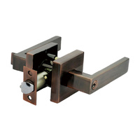 high quality toilet door tubular lever lock clamps