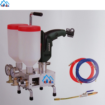Automatic Mini Cement Mortar Spray Plastering Machine For Wall