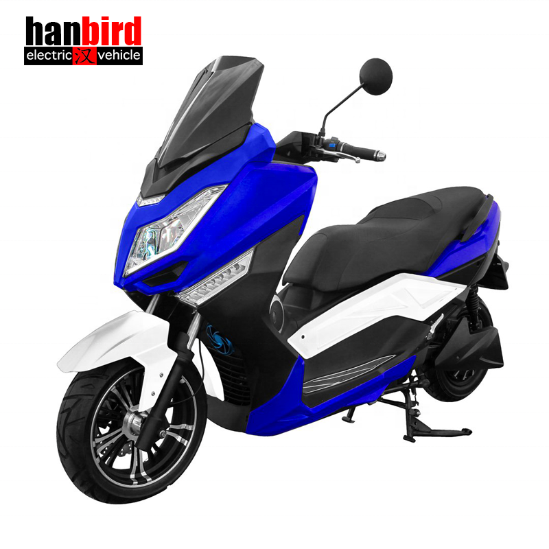 New Scooter Hot Sale 2 Wheels Electric Motorcycle for USA Market