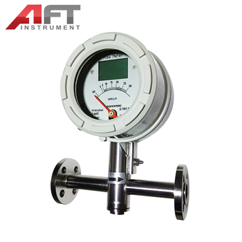 Digital ss304 flow meter water metal tube rotameter