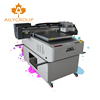 Factory Hotting Sale cheap price mini digital flatbed UV Printer For Glass/Acrylic/Ceramic Printing manufacturer Machine