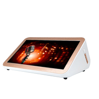 Professional 15.6 inch android sing machine karaoke machine with screen