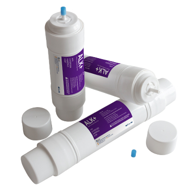 korean ALK+ alkaline hydrogen water filter cartridge for home RO <strong>system</strong>