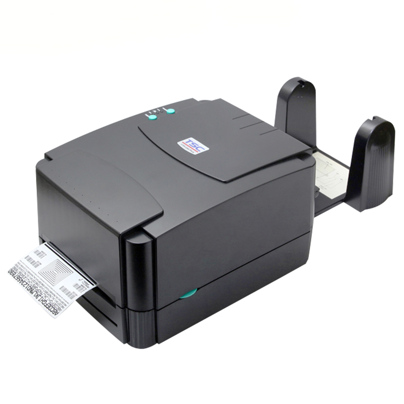 Original TSC 244 203DPI direct thermal & transfer printer,barcode label printer