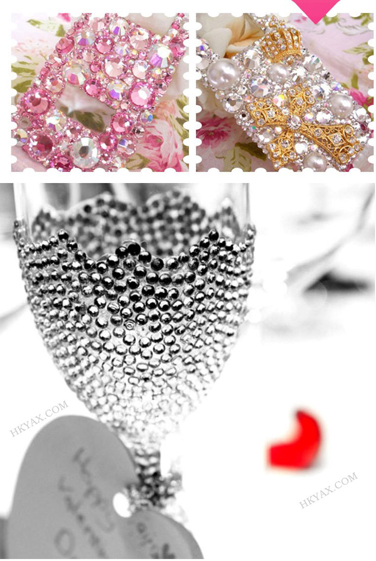 Y0910 Fuchsia rhinestone Strong gule flat back round 4mm crystal stone transfer, iron-on strass for dress, hotfix rhinestones