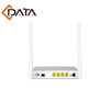 China supplier Single fiber WDM 4GE/4FE+ CATV+ Wi-Fi FTTH epon onu modem