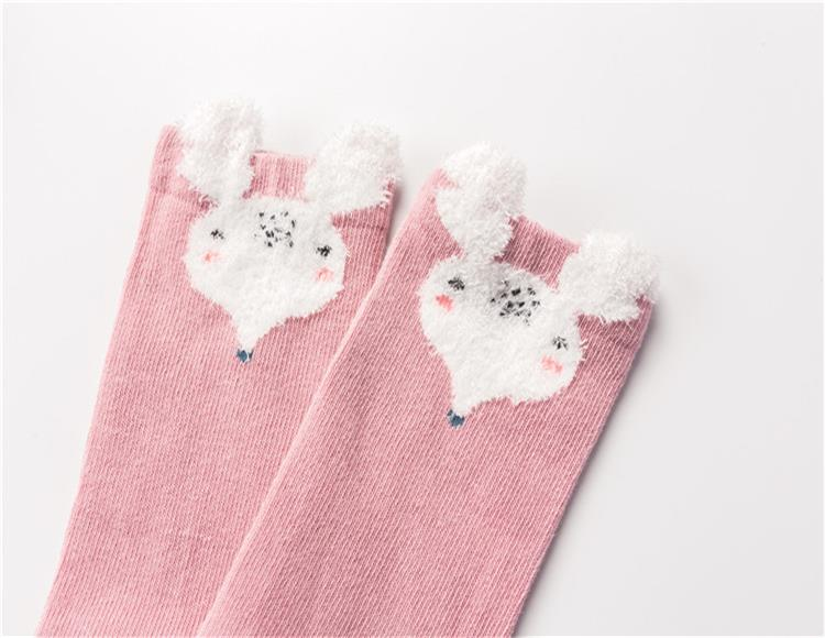 2019 Wholesale Cotton High Quality Anti Slip Baby Socks Cute Baby Socks