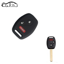 custom silicone car key cover for car for <strong>Honda</strong> CRV Insight Pilot <strong>Ridgeline</strong> S2000 Stream City