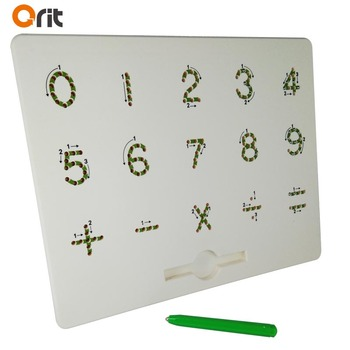 wholesale safely Studyset kids erasable magnetic drawing board