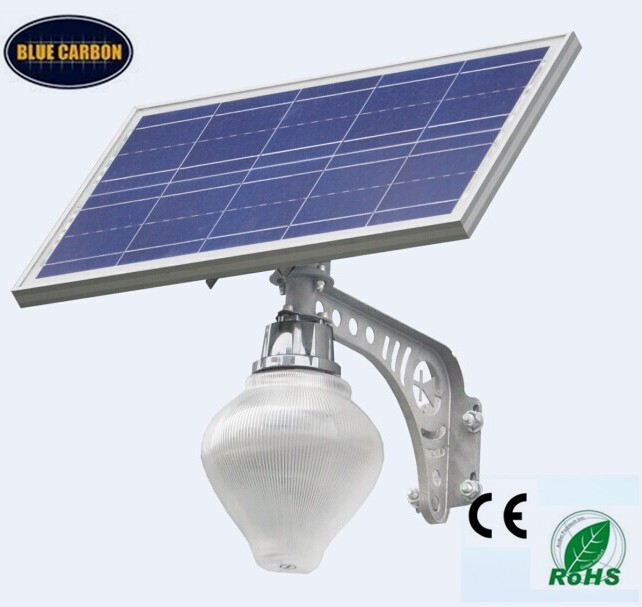 outdoor 10W solar LED garden light