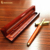 OEM Handmade Rose Wooden Pen Box Case Fountain Pen Box