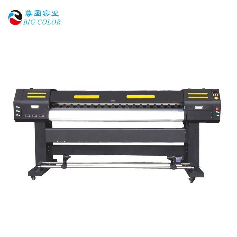 factory price high speed 10ft 1.9m sublimation machines for sale with <strong>3</strong> eps 3200/4720